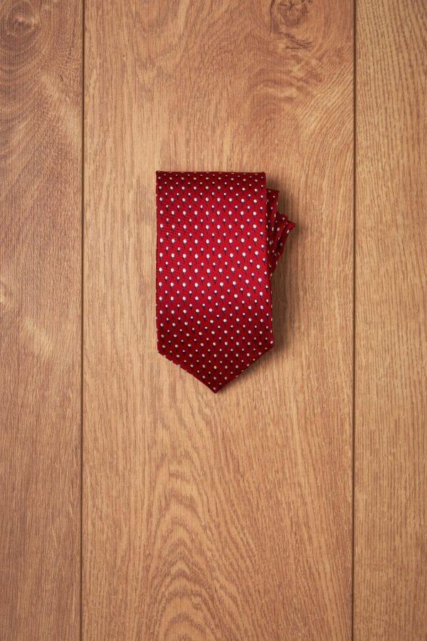 Corbata roja golf