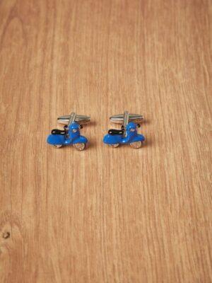Gemelo Scooter Azul