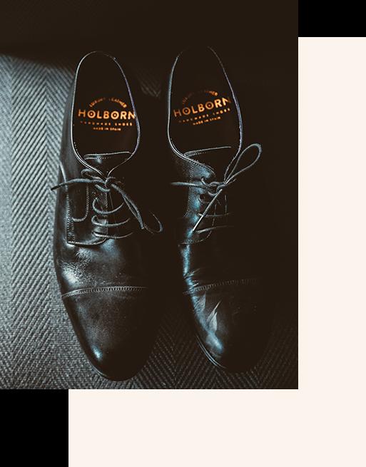 zapatos de ceremonia para novio