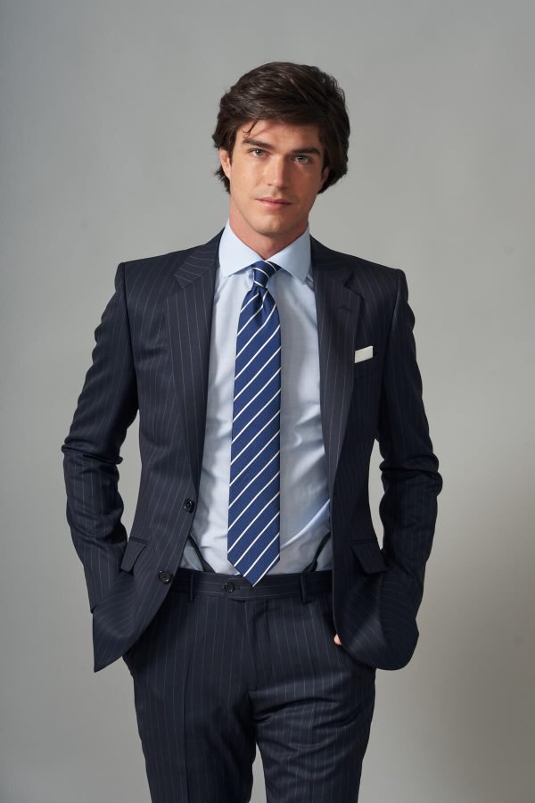 traje basic raya diplomatica azul jajoan2181 Traje Raya Diplomática Azul