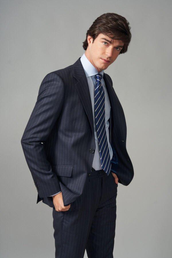 traje basic raya diplomatica azul jajoan2204 Traje Raya Diplomática Azul